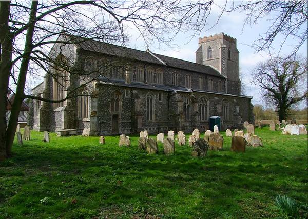 St. Andrew's, Wingfield