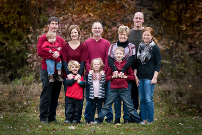 Schuchart Extended Family