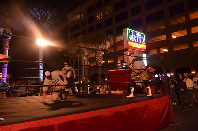 Pro Wrestling @ Ritz - 3.24.18