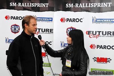 03.09.2011 | SM Rallisprint, Leppävirta