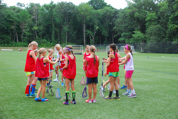Girls' Lacrosse Camp