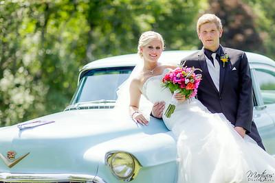 Alise & Heath's Wedding Sneak Peek