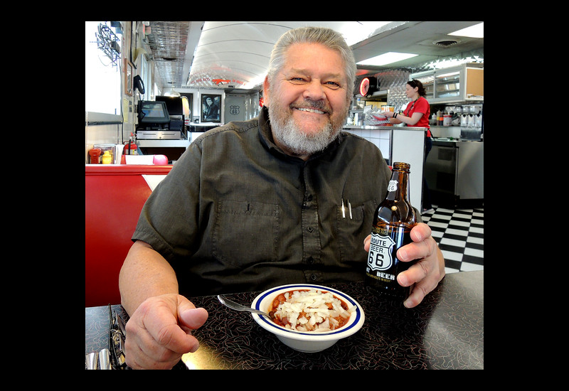 Chili at the Route 66 Diner - 2016.JPG