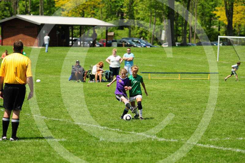 AYSA U 11 Girls Soccer--Lex vs.Clearfork