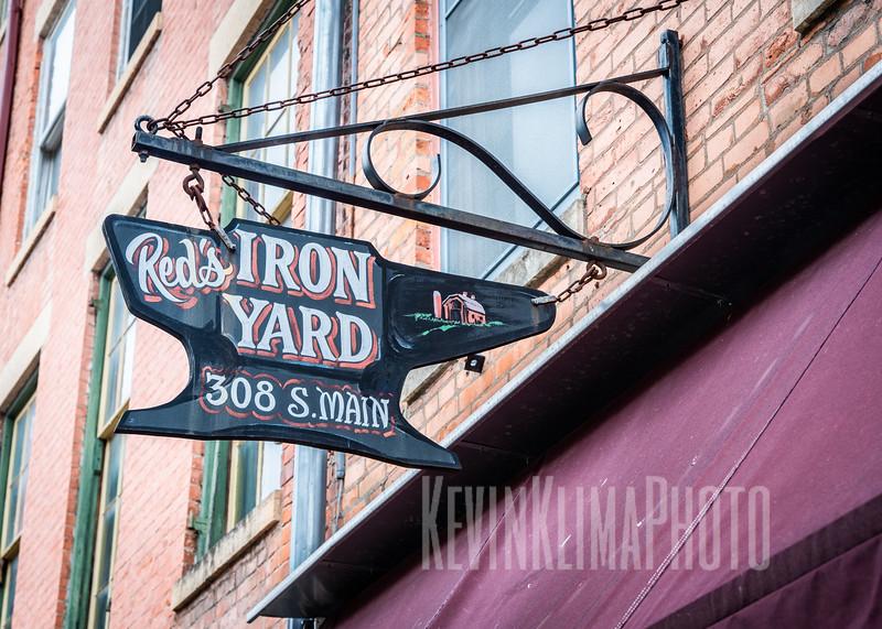 Red's Iron Yard