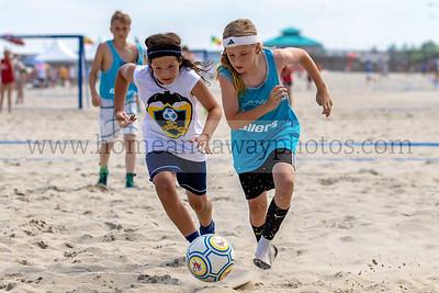2018 Sand Soccer - Ballers (U13)