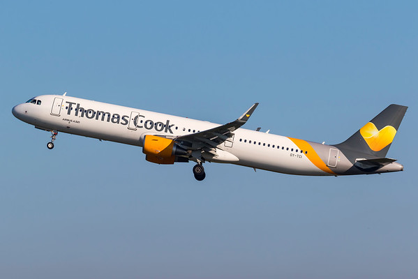 OY-TCI - Airbus A321-211