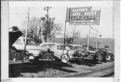 Carter Auto Sales