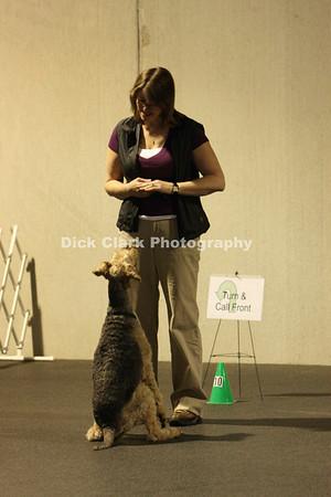 Wild Weavers APDT Trials - May 2008