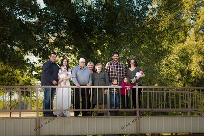 April Family Fall