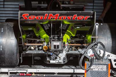March 2nd, Indycar testing at Weathertech Raceway Laguna Seca