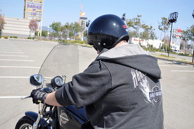 Maral Motorcycle Practice Day 2009