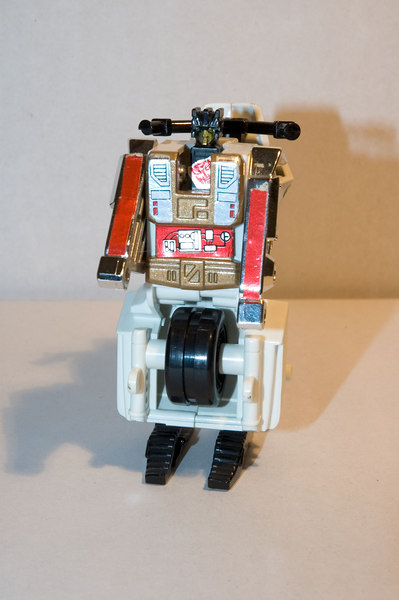 Transformers Autobot, Groove