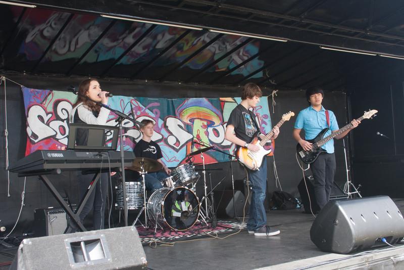 Third Annual Saylestock Music and Art Festival Arrives at Van Neste Park
