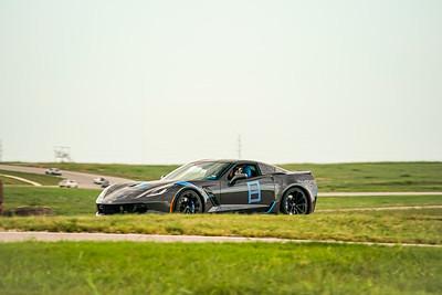 8 C7 Corvette