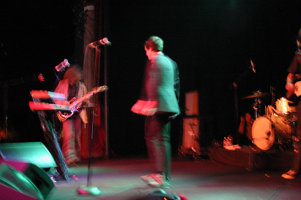 The Killers at the Galaxy Theater, Santa Ana, April 10th, 2010