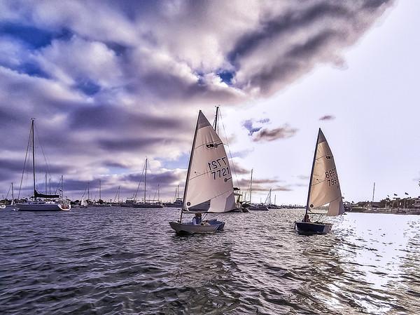 Balboa Yacht Club | Twilight 5-27-14