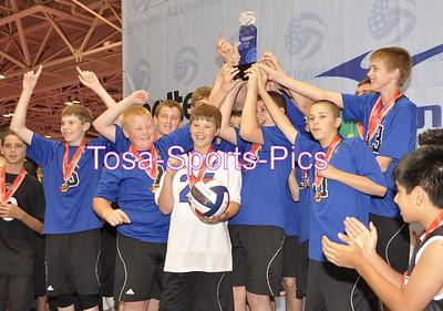 2011 - 14 West Allis Lightning Volleyball