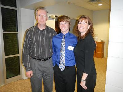 4-18-2012 Keltin's Confirmarion Ceremony