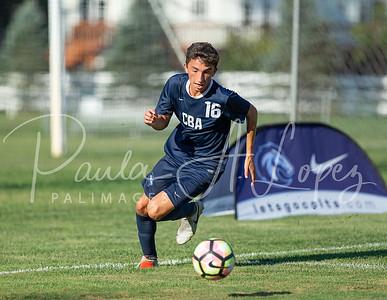 Boys Soccer 18-19