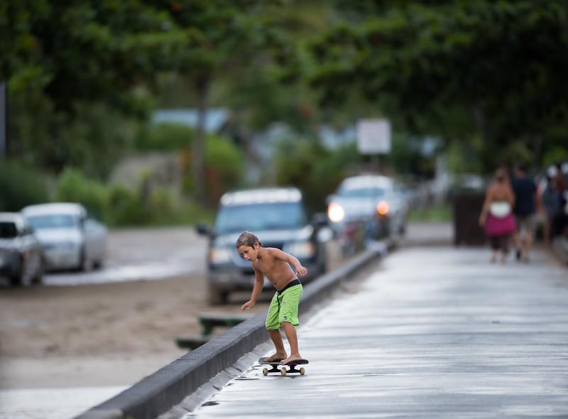 Kauai Boarding