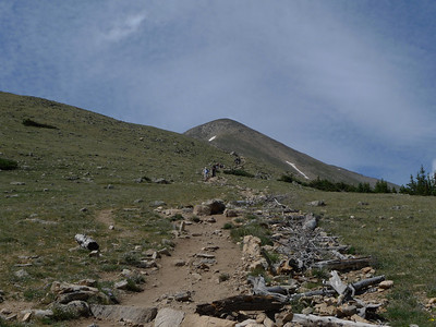 Mt Elbert, 2010