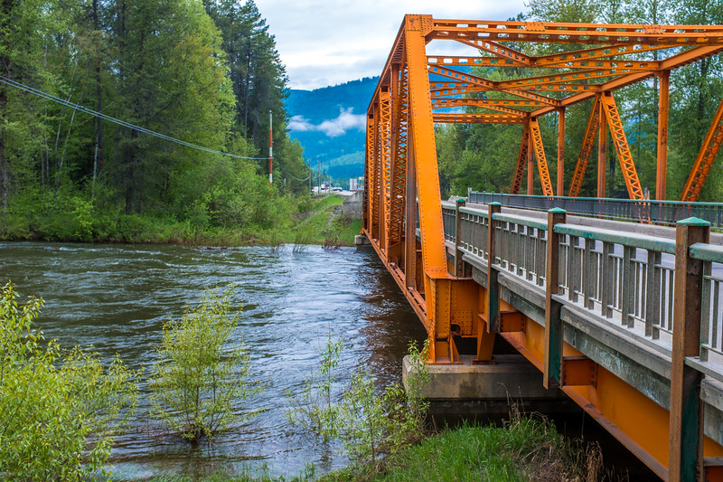 Moyie River Bridge