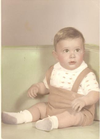 My Smug Mug - many years ago....