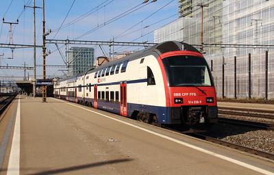 SBB Class 514