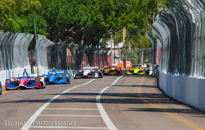RaceDay scenes from the Firestone Grand Prix of St. Petersburg