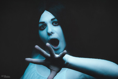 The Grudge - Rage Cosplay