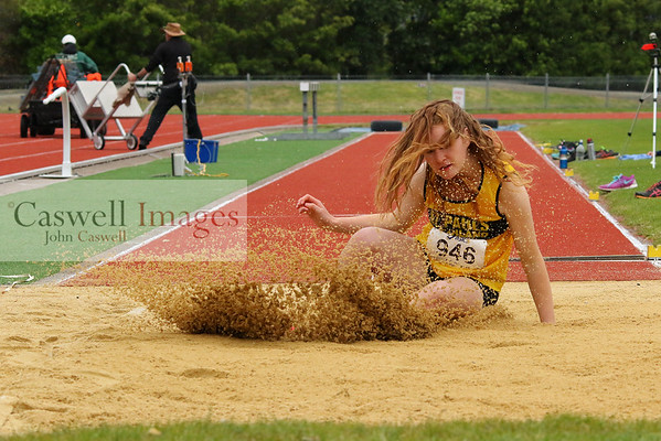 Athletics Otago Track and Field Meeting (November 7th)