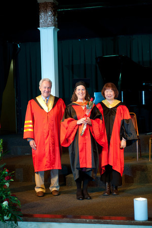 Graduation - Santa Cruz 2011 - Diploma