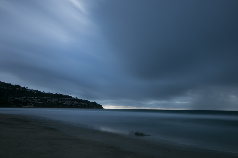 Long Exposure, Torrance Beach, Palos Verdes