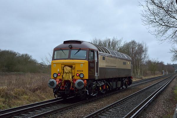 Trains January 2015