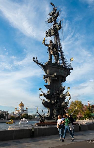 Peter I monument.jpg