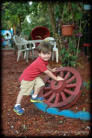 BabyJohn Xmas Card 2012