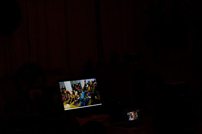 Sharath Jois -Led Primary Series  via Webcam-NYC to Chi 4/15/11