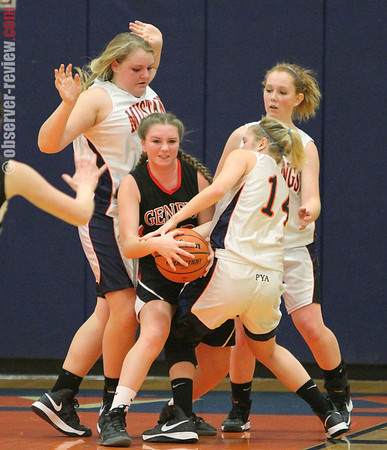 PY Girls Basketball 12-20-12