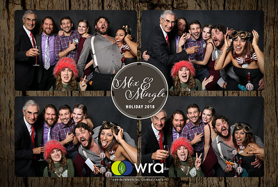 2018 WRA Holiday Party