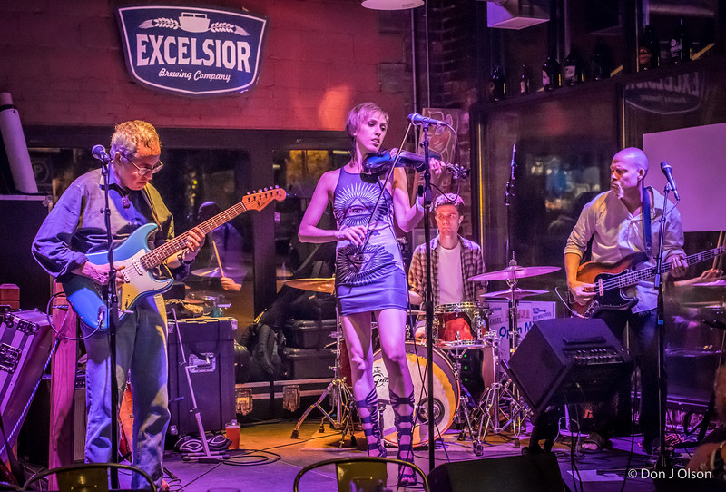 Galactic Cowboy Orchestra-Excelsior Brewing-Aug 8 2015