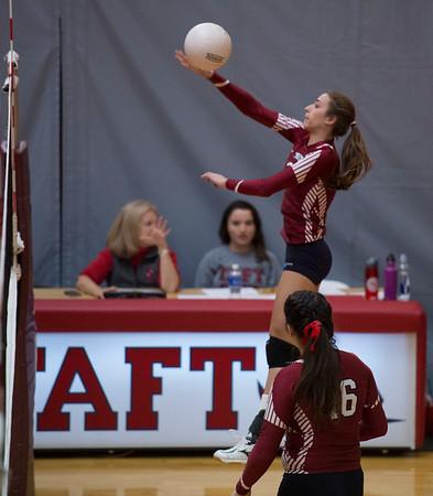 Volleyball v Hotchkiss
