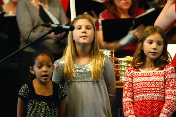 December 16, 2012 - Christmas Cantata