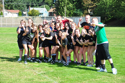 Powderpuff Football 2010