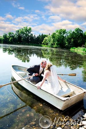 Rikki & Jason {wedding day}