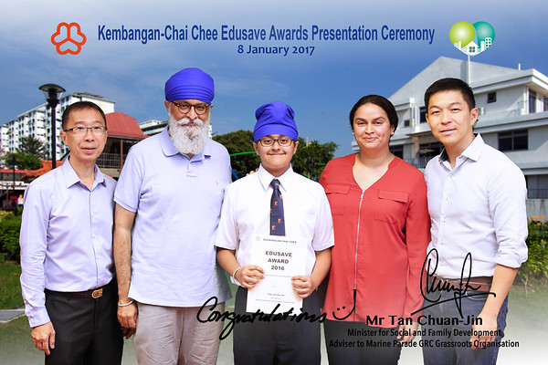 010817 KCC Edusave Awards Ceremony 8-1-2017