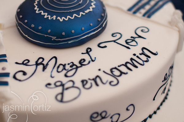 Benjamin-Bar Mitzvah Celebration