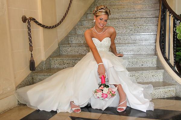 Jenna's Bridal Portraits