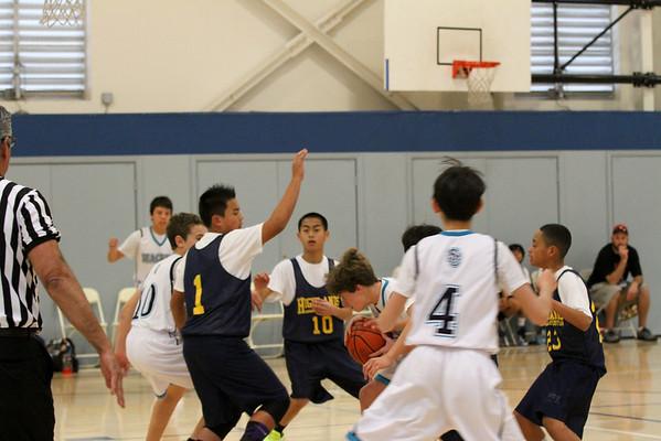 Basketball 8th Grade Boys 1.22.13