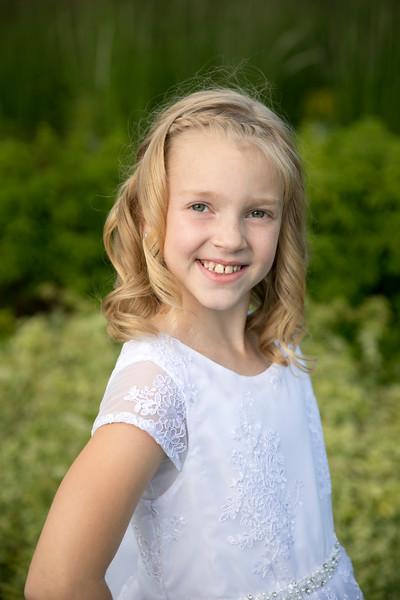 Livi Baptism Pictures